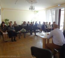 Состоялась первая сессия Совета