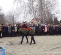 Памятный день освобождения станицы Новоджерелиевской