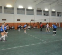 Новогодний турнир по волейболу