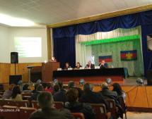 Открытая сессия Совета Новоджерелиевского сельского поселения