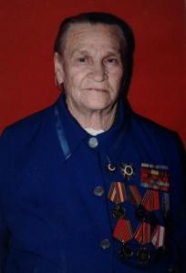 Шакун Мария Моисеевна