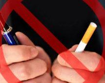 Дым без огня. О вреде электронных сигарет.