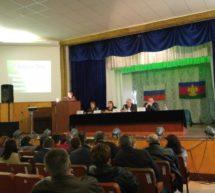 Открытая сессия Совета депутатов Новоджерелиевского сельского поселения