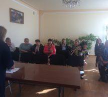 Заседание территориальной комиссии по профилактике правонарушений Новоджерелиевского сельского поселения.