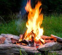 Порядок использования открытого огня и разведения костров на землях.