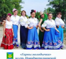 Станичники на фестивале «Картопля цэ нэ цыбуля»!