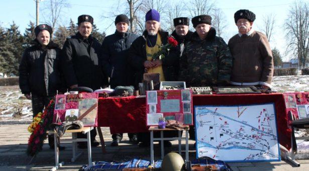 Освобождение станицы Новоджерелиевской