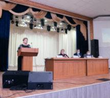 28 января состоялась открытая сессия Совета Новоджерелиевского сельского поселения